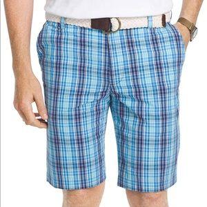 "Izod Men's Plaid Lightweight Casual Size 30/10""Ins"